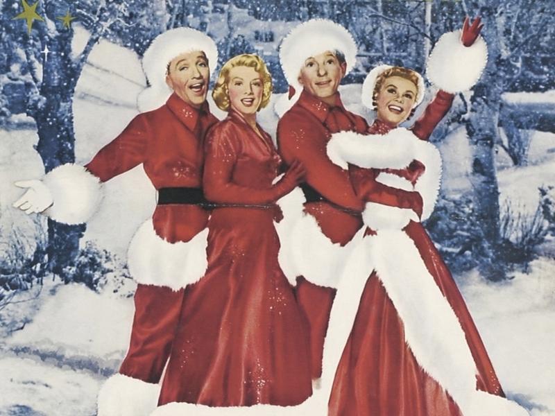 White Christmas Cast.White Christmas The Written Reel